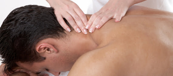 Sport Massage at Peak Pyhsique